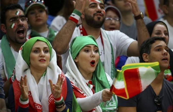 تخصيص 4600 مقعد للسيدات في مباراة إيران وكمبوديا بتصفيات كأس العالم