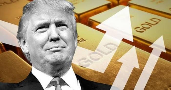 دعوات عزل ترامب تتسبب في هبوط الذهب