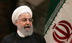روحاني: لن نتفاوض مع أمريكا قبل رفع العقوبات