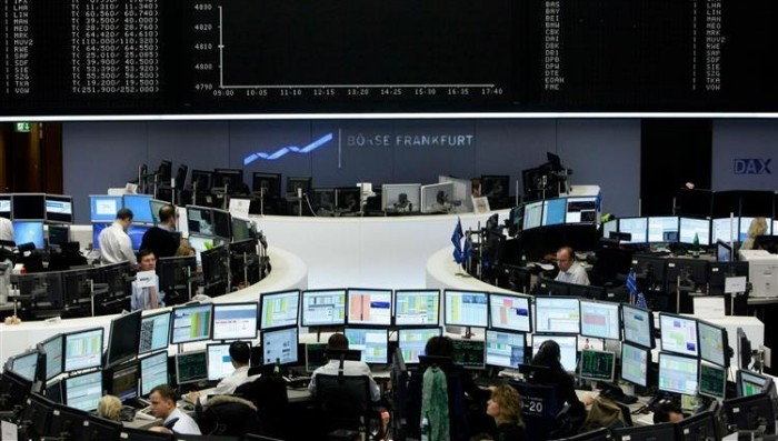 أسهم البورصة الأوروبية تتهاوي لأدنى مستوى في أسبوعين