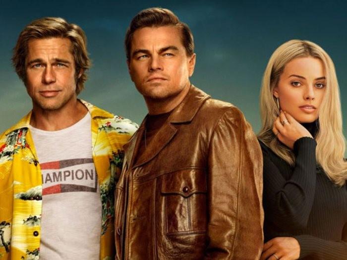 345 مليون دولار إيرادات فيلم Once Upon a Time In Hollywood