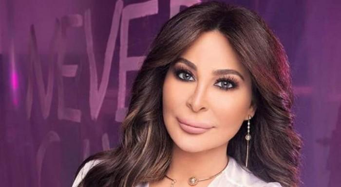 إليسا تبعث رسالة حب للشعب السعودي