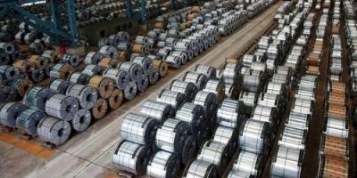إنتاج الصلب العالمي يرتفع بنحو 3.4%