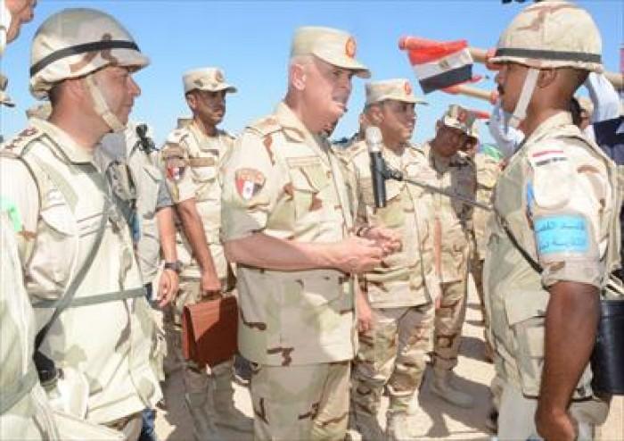 رئيس أركان الجيش المصري: قواتنا المسلحة شهدت قفزة غير مسبوقة