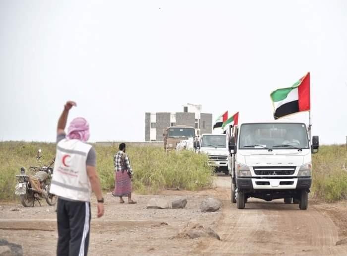 إنسانية الإمارات تهزم الإرهاب وتبهر العالم (ملف)