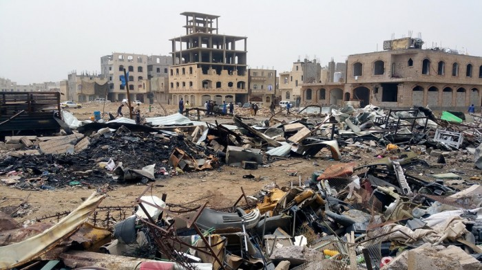 """المدارس في زمن الحوثي.. """"حكومية"""" منهارة و""""خاصة"""" مُستغلّة"""