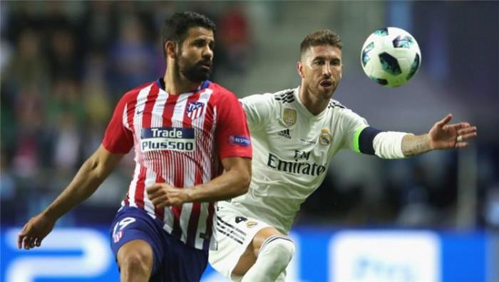 موعد مباراة ديربي مدريد في الدوري الإسباني