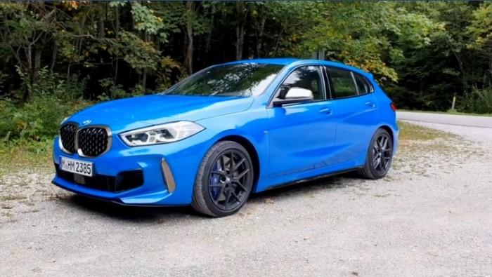 تعرف على مواصفات BMW الفئة الأولى M135i قبل طرحها عام 2020