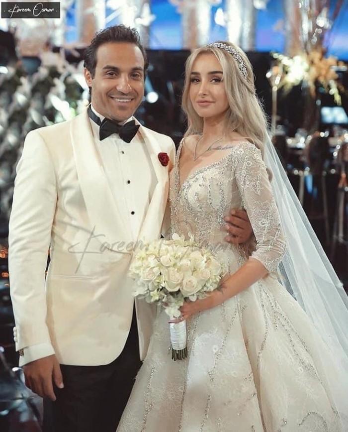 أحمد فهمي يكشف تطورات الحالة الصحية لزوجته هنا الزاهد