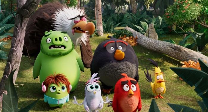 إيرادات فيلم The Angry Birds 2 تصل لـ 120 مليون دولار