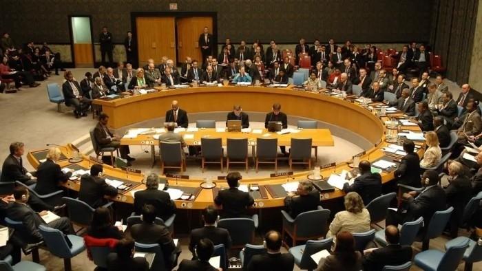 تفاصيل بيان الدول الخمس دائمة العضوية بمجلس الأمن حول  اليمن