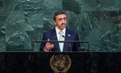 وزير الخارجية الإماراتي: لدينا وثائق تؤكد ملكيتنا للجزر التي تحتلها إيران