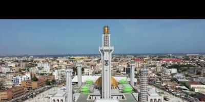شاهد.. افتتاح أكبر مسجد في غرب إفريقيا يسع لـ10 آلاف مصلٍ