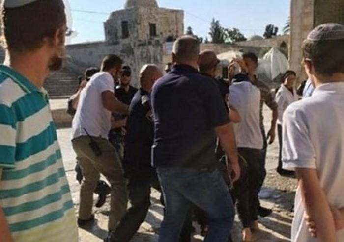 الخارجية الفلسطينية تدين عمليات القمع من قبل قوات الاحتلال الإسرائيلي
