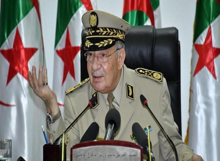الجيش الجزائري يتعهد بعدم تزكية أي مرشح للانتخابات الرئاسية