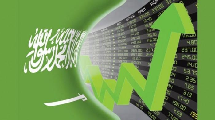 """بدعم من قطاع """"البنوك"""".. البورصة السعودية تغلق على ارتفاع بـ27 نقطة"""
