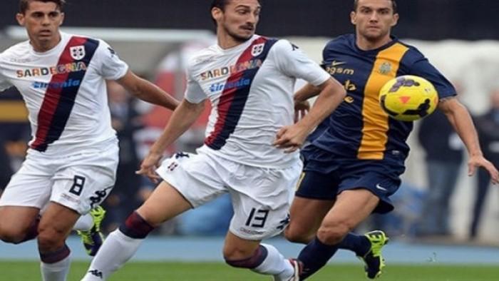 تعادل هيلاس فيرونا وكالياري في الدوري الإيطالي