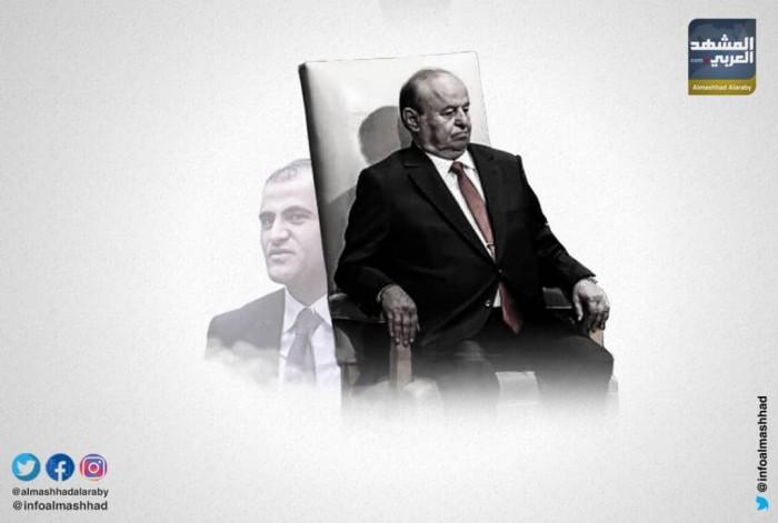 هادي يواصل تعقيد علاقته مع بلدان التحالف العربي (إنفوجراف)