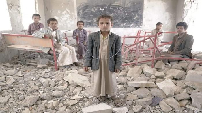 أطفال اليمن بانتظار معجزة للهروب من جحيم الحوثي والإصلاح (فيديو)