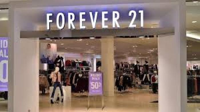 """بفعل التسوق الإلكتروني.. """"فوريفر 21"""" الأمريكية تشهر إفلاسها"""
