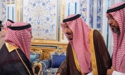 أول تعليق للعاهل السعودي على مقتل اللواء الفغم