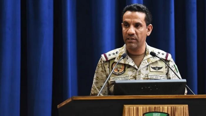 التحالف: مليشيات الحوثي تطلق الصواريخ من عمران وصنعاء وصعدة