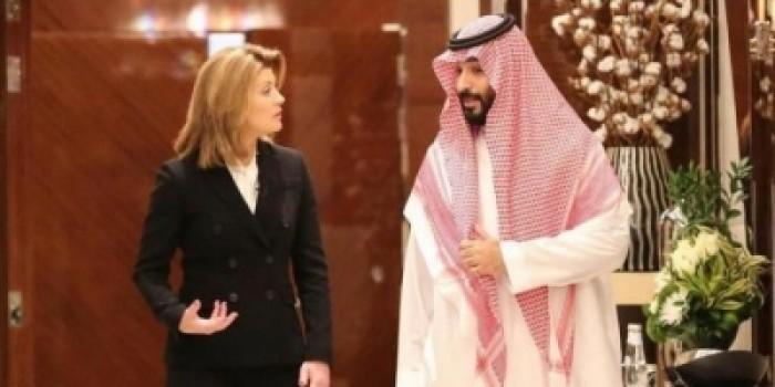 البلاد السعودية: بن سلمان وضع النقاط على الحروف في حواره مع قناة CBS الأمريكية
