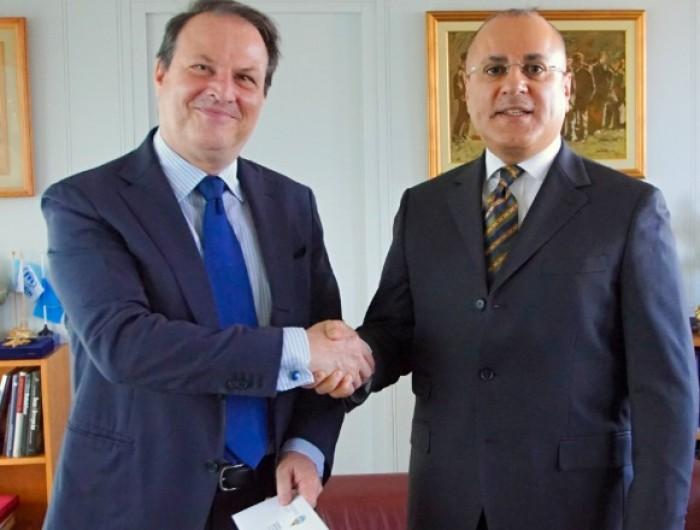 12 مليون دولار من الكويت لدعم أوضاع اللاجئين باليمن