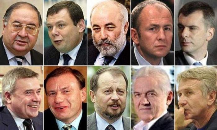 ارتفاع ثروات أصحاب المليارات الروس لأكثر من 30 مليار دولار