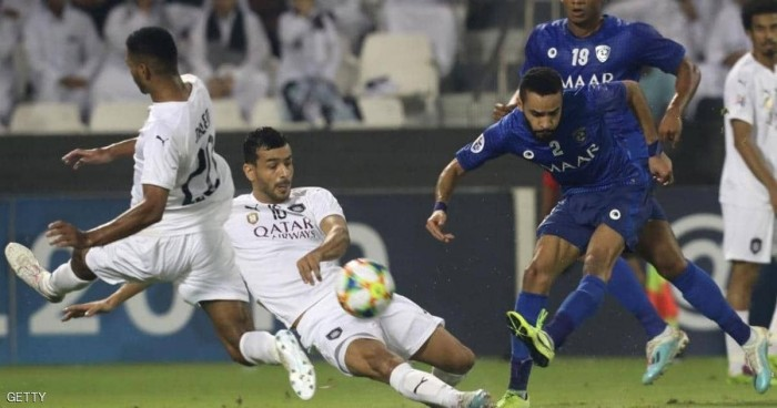 الهلال السعودي يُكبد السد القطري خسارة فادحة في الدوحة