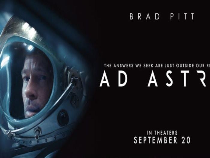 إيرادات فيلم المغامرة Ad Astra ترتفع إلى 90.5 مليون دولار