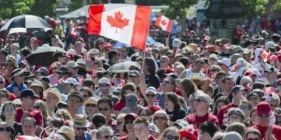 ارتفاع عدد سكان كندا خلال عام إلى 37.5 مليون نسمة