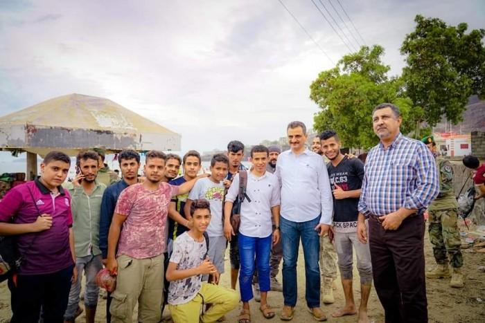 بالصور..استقرار أمني كبير تشهده العاصمة عدن