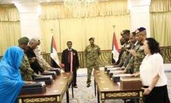 الحكومة السودانية تعتمد الوثيقة الدستورية المعدلة