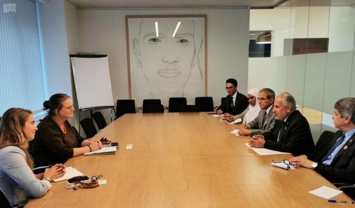 """الربيعة : """"مركز الملك سلمان"""" نفذ 1,057 مشروعًا في 44 دولة أهمها اليمن"""
