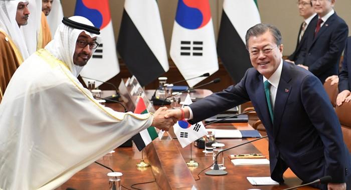 اتفاق بين الإمارات وكوريا الجنوبية لتعزيز العلاقات العسكرية