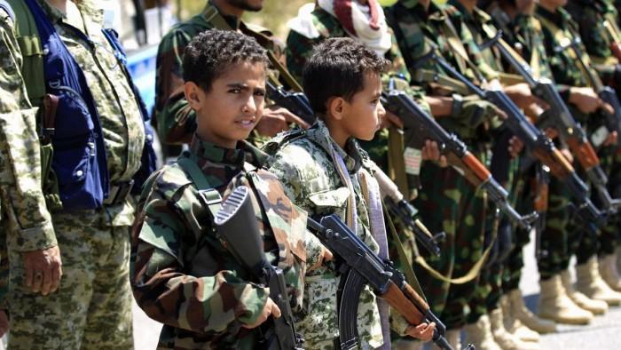 """""""صرخة المدارس"""".. وقود إرهابي حوثّي يُتلِف عقول النشء في المدارس"""