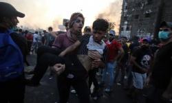العراق.. ارتفاع عدد قتلى المظاهرات إلى 44 قتيلا واعتقال272 شخصا