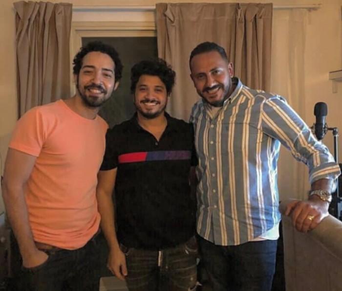 مصطفى حجاج يتعاون مع الملحن محمد حمزة في أغنية جديدة