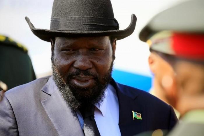 سلفاكير يؤكد لرئيس الأركان السوداني ضرورة تطوير العلاقات