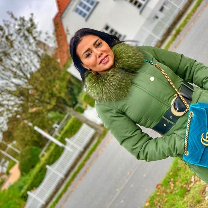 رانيا يوسف تتجول بالملابس الشتوية في أحدث ظهور لها بالدنمارك