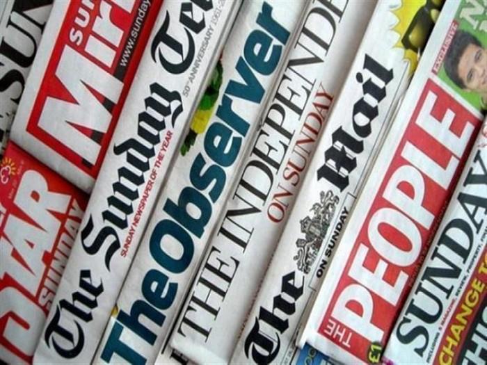 تعرف على أبرز ما تناولته الصحف العالمية اليوم السبت