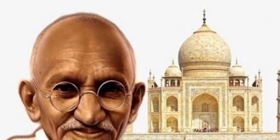 """في ذكرى رحيله الـ150.. لصوص يسرقون رماد جثة """"غاندي"""""""