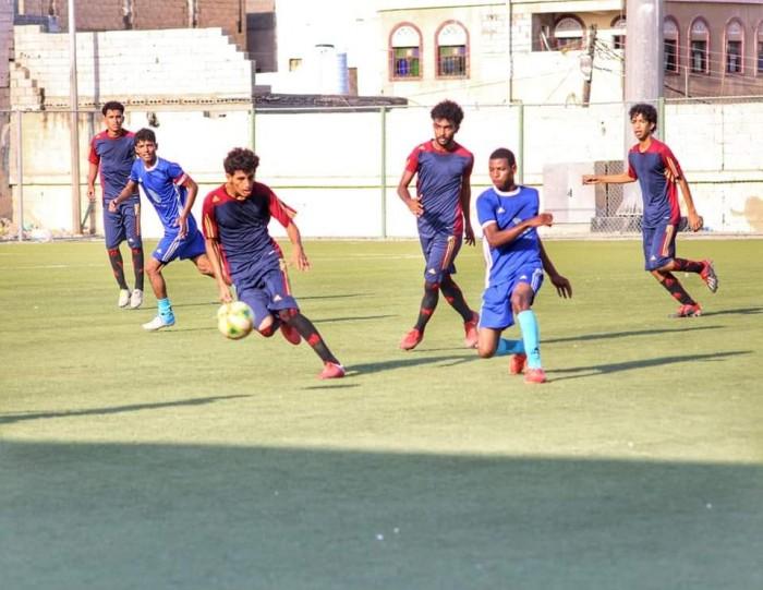 المنصورة يقصي الجلاء من بطولة 14 أكتوبر لأندية عدن