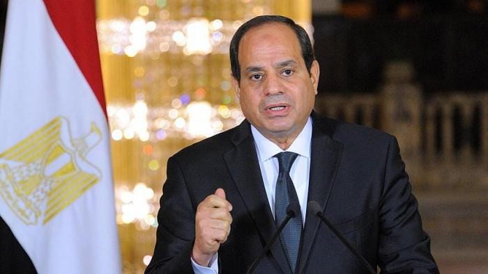 أول تعليق للرئيس المصري بعد فشل مفاوضات سد النهضة