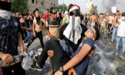 ارتفاع حصيلة ضحايا مظاهرات السبت بالعراق إلى 14 قتيلًا