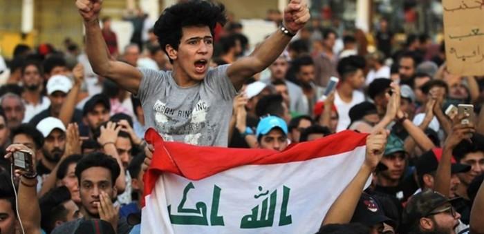سياسي سعودي: الملالي يسعى لإخماد صوت الشعب العراقي