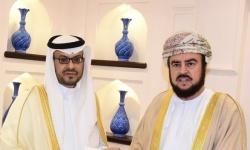 رسالة خطية من ولي العهد السعودي إلى نائب رئيس الوزراء بسلطنة عمان