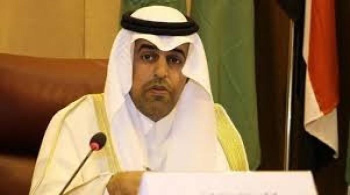 البرلمان العربي يدين قتل المدنيين المتظاهرين وقوات الأمن بالعراق