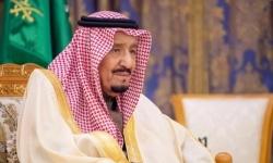 العاهل السعودي يستقبل البرهان وحمدوك ويستعرضون العلاقات الأخوية بين البلدين